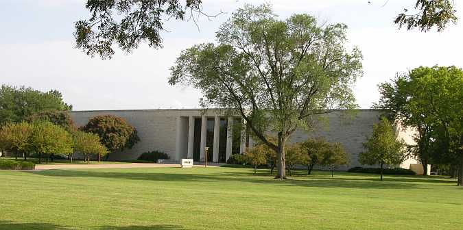 Dwight D. Eisenhower Presidential Library
