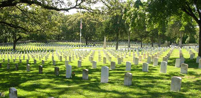 Fort Riley National Cemetery