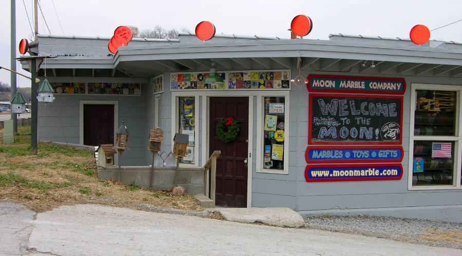 Moon Marble Company Bonner Springs Kansas