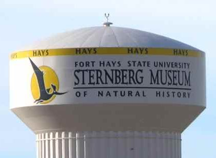 Sternberg Museum of Natural History - Hays, Kansas