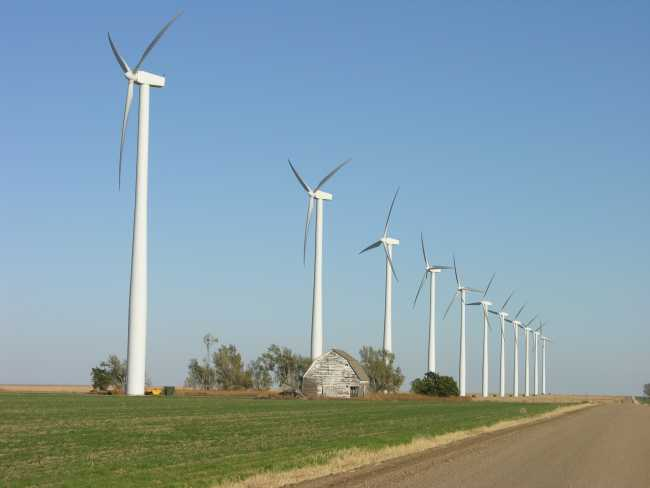 Gray County Wind Farm