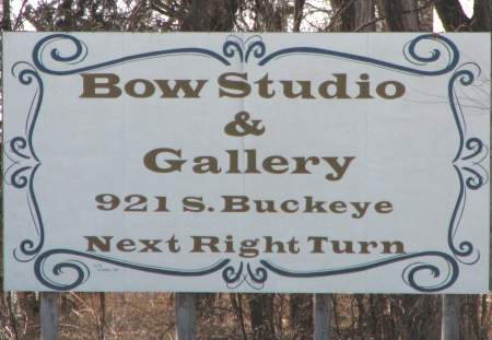 Bow Studio and Gallery - Abilene, Kansas