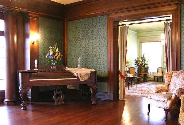 Brown Mansion Coffeyville Kansas