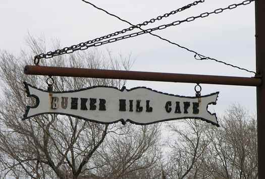 Bunker Hill Cafe