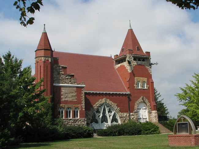 Leavenworth's Chapel of the Veterans