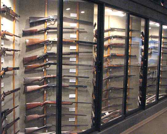 Bud Hale Gun Collection