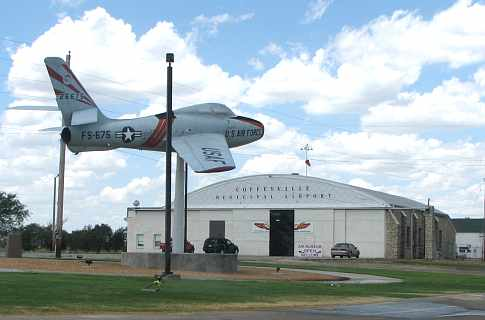 Coffeyville Aviation Heritage Museum - Coffeyville, Kansas