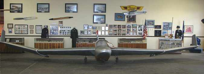 Mitchell Flying Wing - Model U-2
