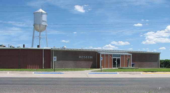 High Plains Museum in Goodland, Kansas