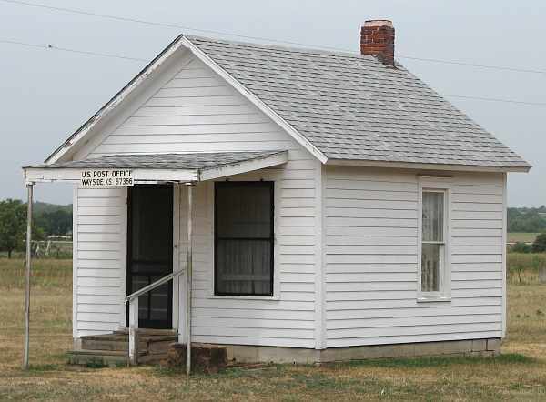 Wayside kansas post office 67356 little house on the prairie gift shop