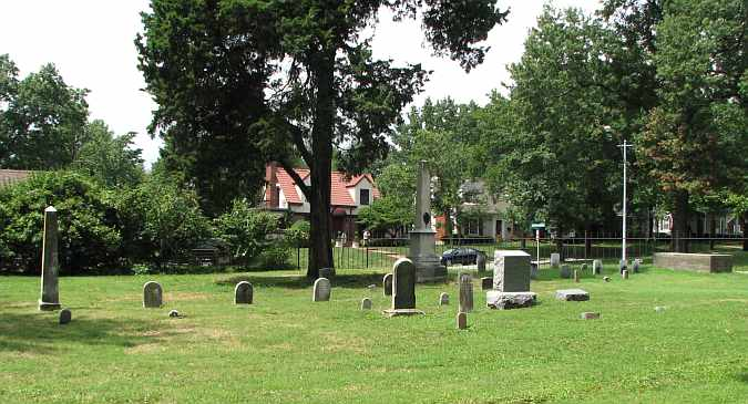 Shawnee Methodist Mission Cemetery