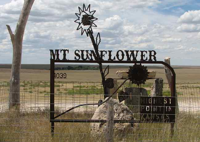 Mount Sunflower shrine