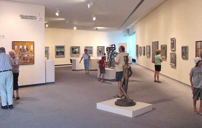 Elizabeth S. Navas Gallery at Wichita Art Museum