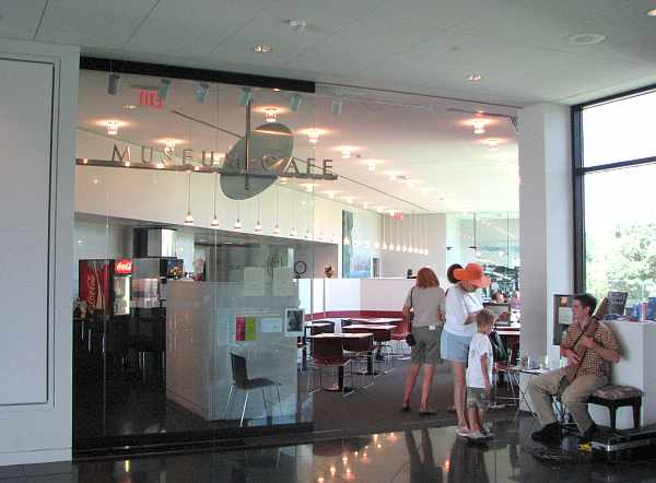 Wichita Art Museum Cafe