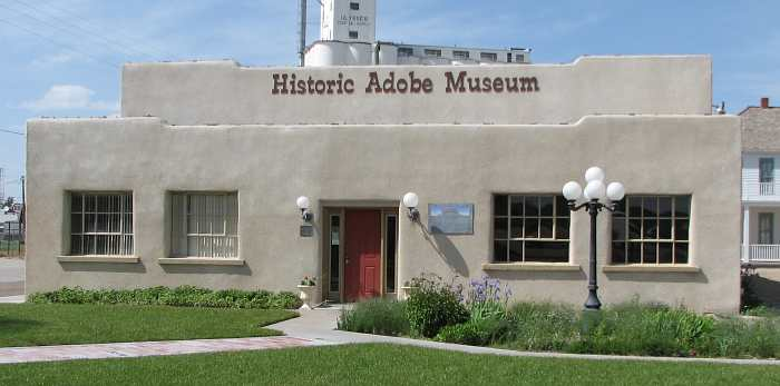 Historic Adobe Museum - Ulysses, Kansas