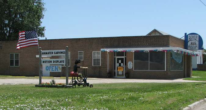 Paul Boyer Gallery - Bellville, Kansas