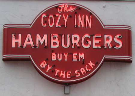 The Cozy Inn, Salina, Kansas
