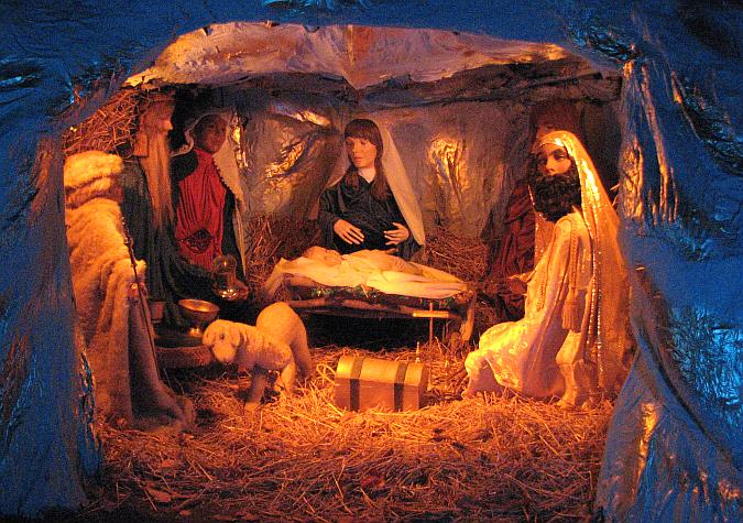 animated Nativity