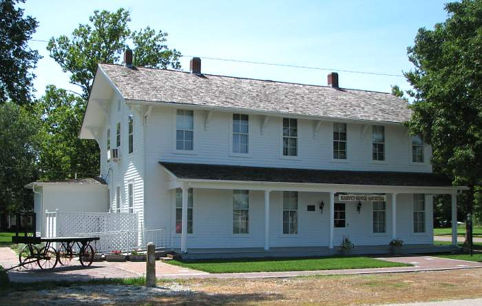 Harvey House Museum