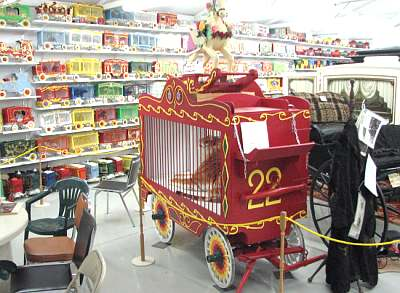 Lewis R Howland Collection at the Humboldt Historical Museum