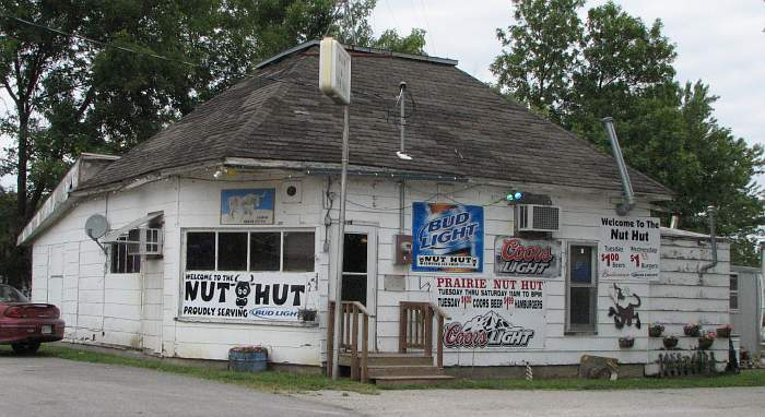 Prairie Nut Hut - nominated for 8 Wonders of Kansas Cusiine