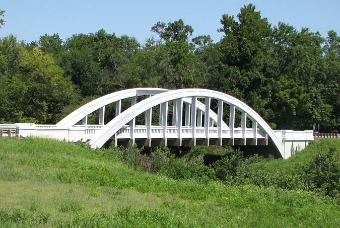 Brush Creek Rainbow Bridge