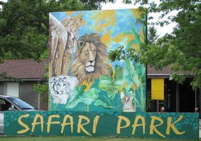 Safari Zoological Park, Caney Kansas
