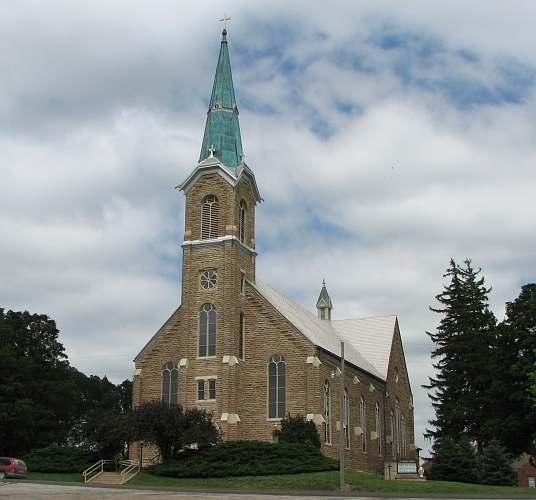 St marys kansas catholic church