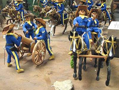wood carvings by Allen D. Larson - Scandia, Kansas