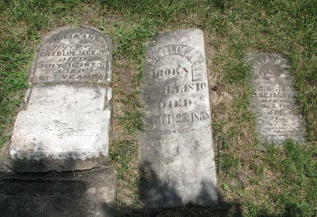 Shawnee Indian Cemetery - Shawnee, Kansas