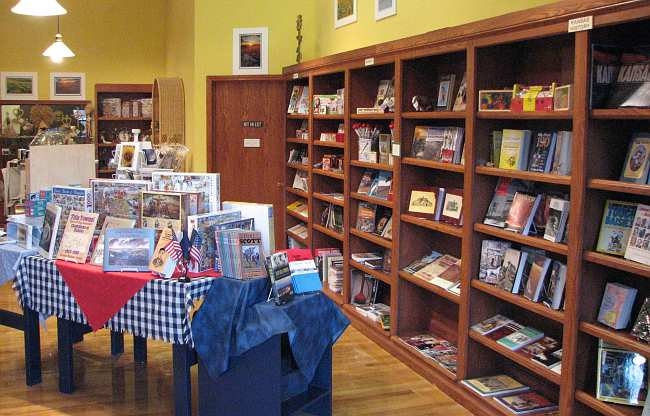 Smoky Hill Museum Gift Shop