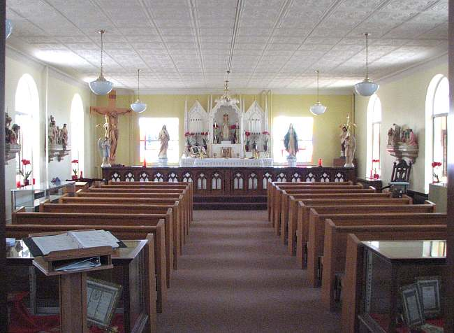 Sisters of St. Fransis of Christ Chapel
