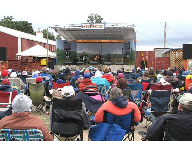 Walnut Velley Festival's Stage 2