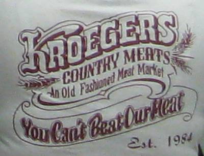 Kroegers Country Meats - Lecompton, Kansas