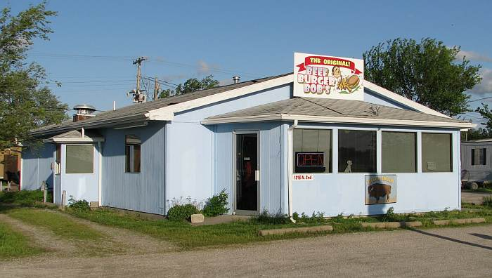 Beef Burger Bob S Neodesha Kansas