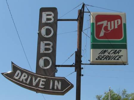 Bobo Drive In - Topeka, Kansas