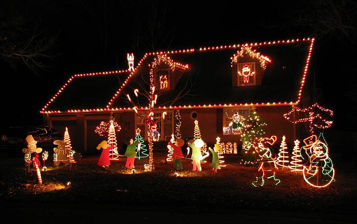 candy cane lane prairie village kansas - Candy Cane Christmas Shop