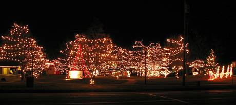 Christmas in the Park - Gardner, Kansas
