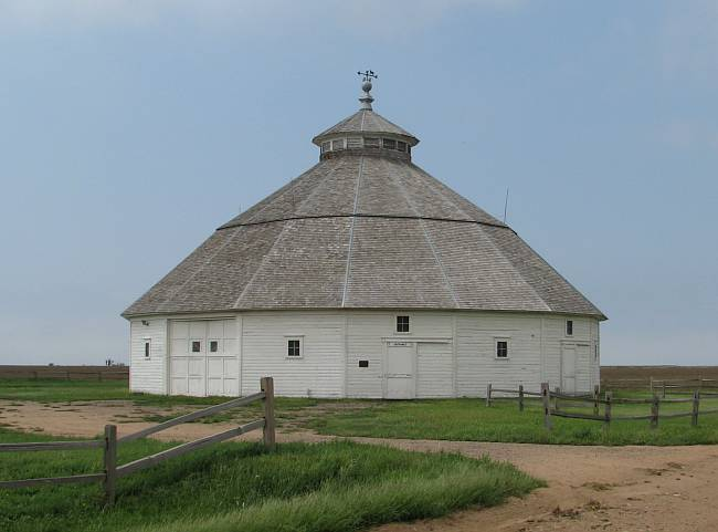 Fromme-Birney Round Barn