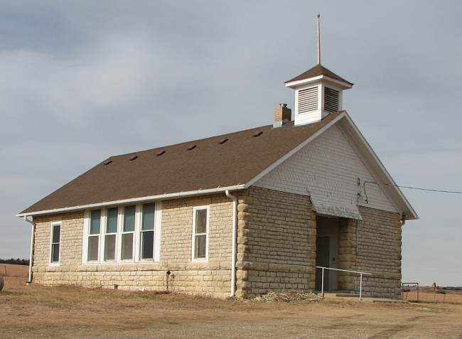 Deep Creek Schoolhouse