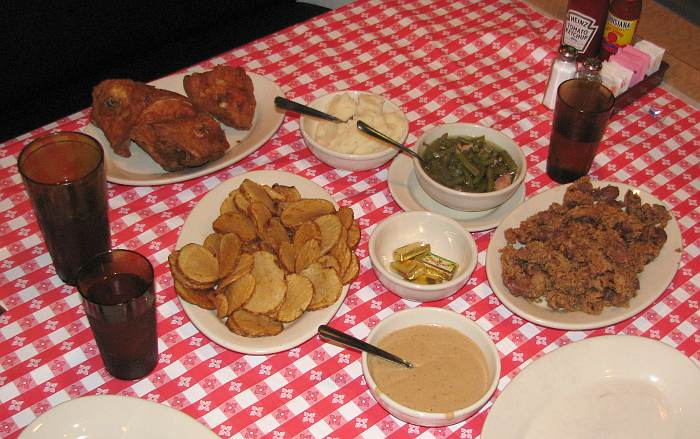 Man Vs Food Kansas City Oklahoma Joe