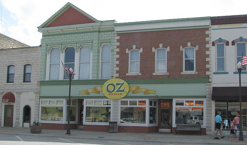 OZ Museum in Kansas