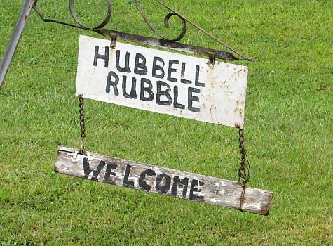 Hubble's Rubble - Howard, Kansas