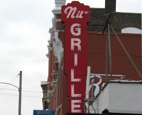 Nu Grille Cafe - Fort Scott, Kansas