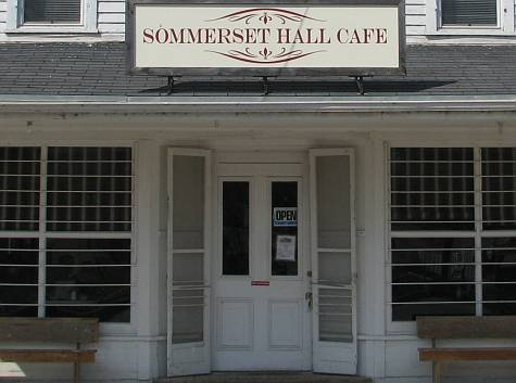 Sommerset Hall Cafe - Dover, Kansas