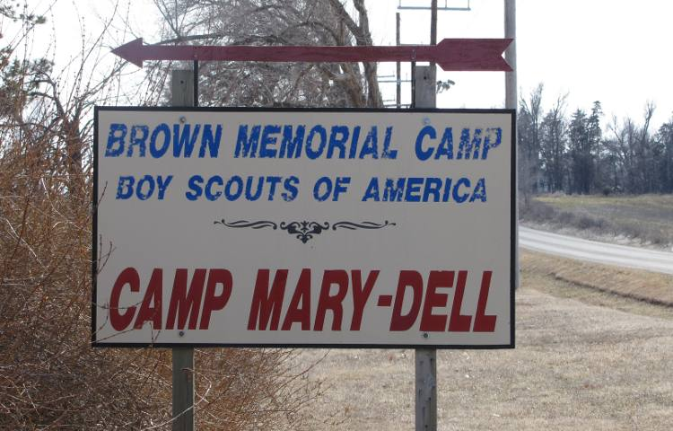 Camp Mary-Dell and Brown Memorial Camp - Boy Scouts of America