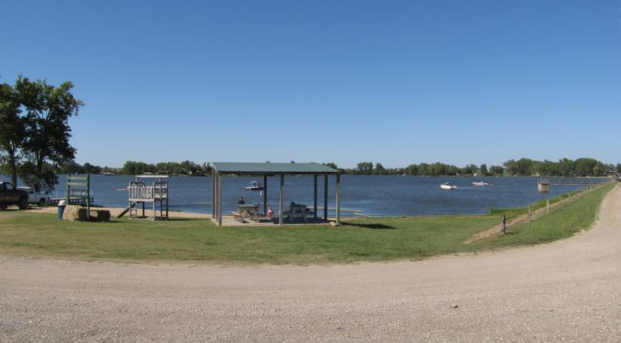 Eureka City Lake - Eureka, Kansas