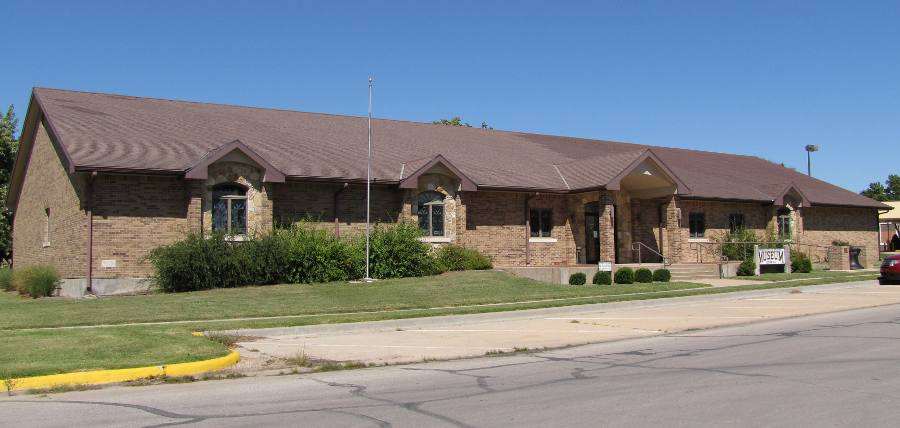 Greenwood County Historical Society Museum