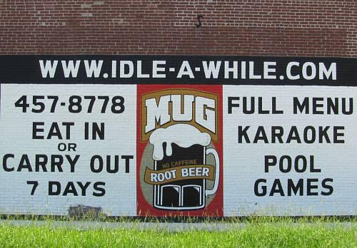 Idle-a-While Bar and Grill - Cherokee, Kansas