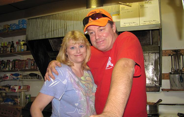 Michelle and Dan - Idle-a-WHile Bar and Grill